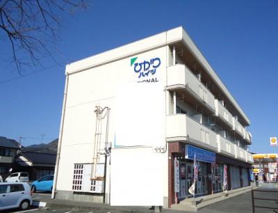 ひかりハイツ(リノベーションルーム) 山口市赤妻町3-1 アパート