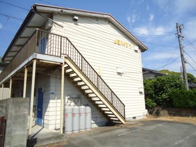 JGハイツ 山口市吉敷上東一丁目6-17 アパート