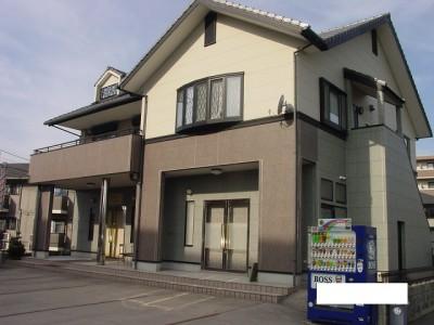 藤田貸店舗 山口市今井町6-14  貸し店舗