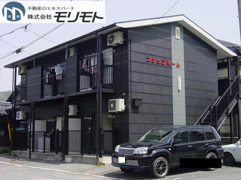 ステップホーム★ネコ可・礼金ナシ!!★ 山口市泉町6-17 アパート