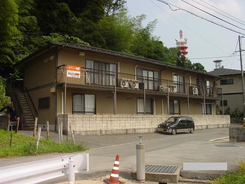 めぞん一刻館 山口市熊野町2-30 アパート