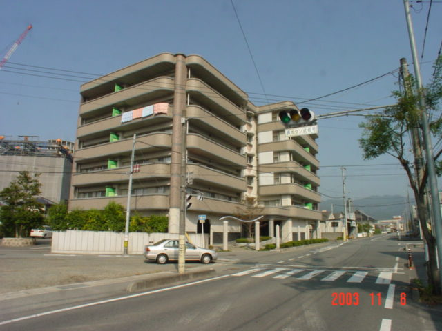 S・T・Kコーポレートハウス東山1001 山口市堂の前 マンション