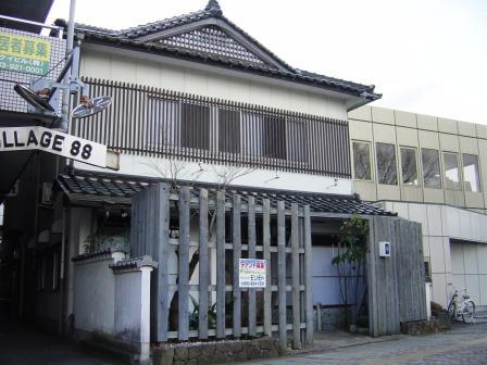 平川店舗併用住宅 山口市平井714-5 貸し店舗