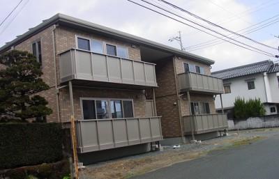 リヴェール湯田Ⅱ 山口市泉町6-10 アパート
