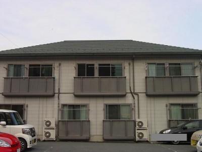 グリーンルーフ 山口市湯田温泉6丁目1-5 アパート