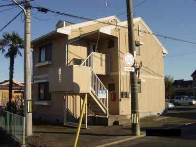 サンテラスT&F B201 山口市吉敷下東4丁目4-13 アパート