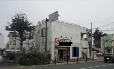 ラッキービル 203号 山口市熊野町4-23 テナント