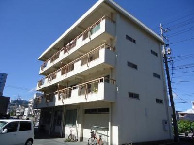 岸田アパート 山口市黄金町3-5 アパート
