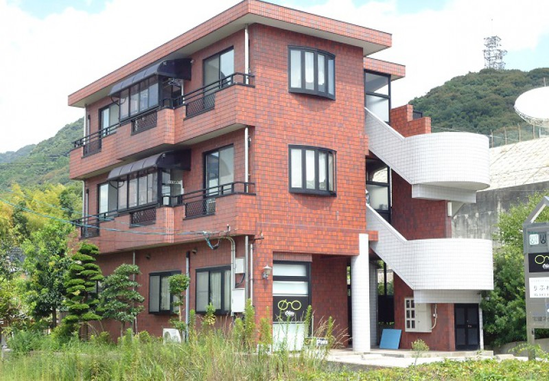 ハイツ山里菜 山口市神田町5-3 アパート