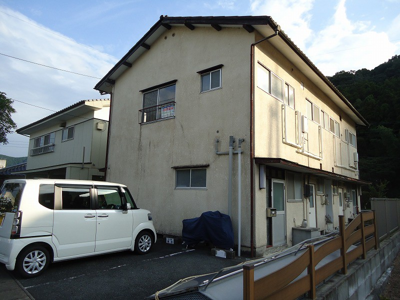 藤田アパート 山口市糸米1丁目7-51 アパート