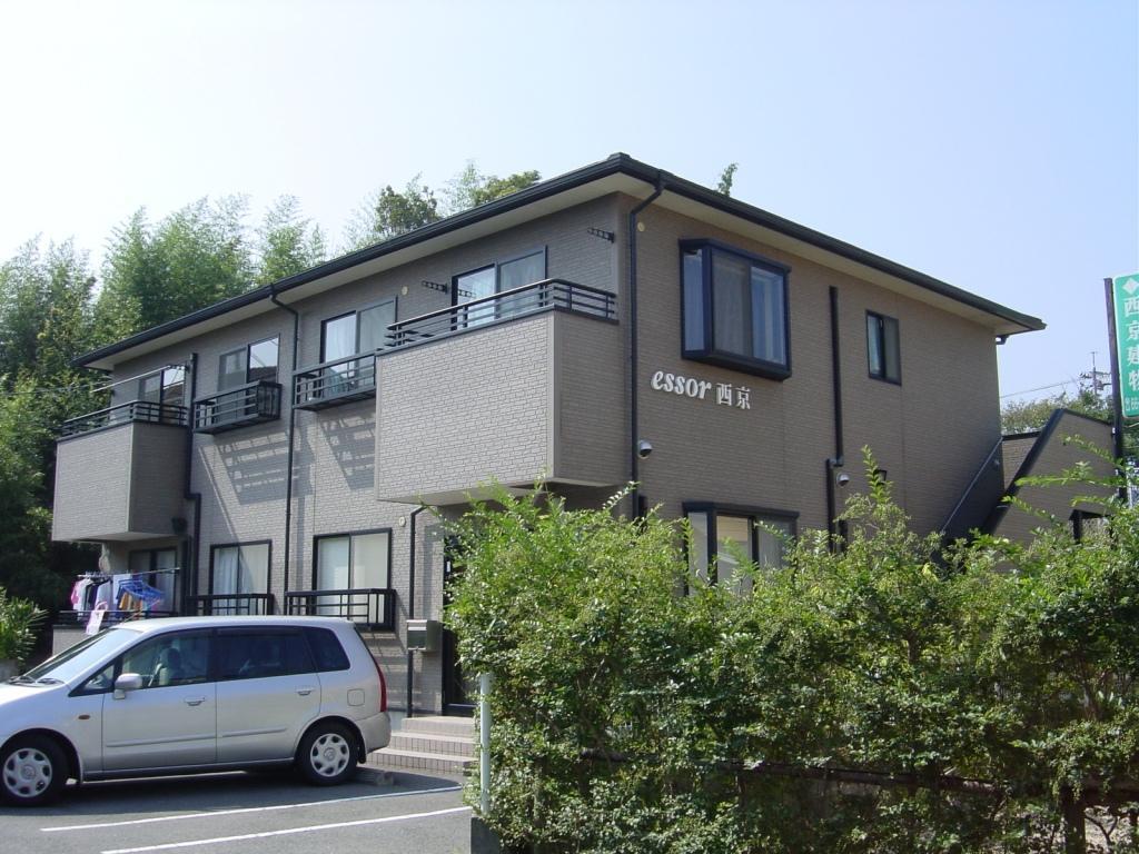 エソール西京 山口市阿知須字籔岡下4514番地の1 アパート