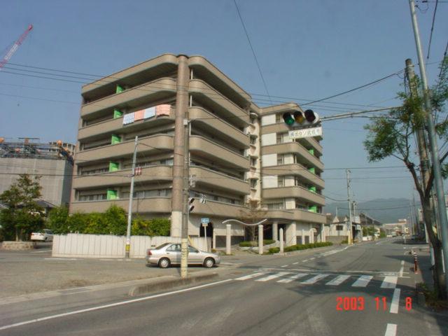 S・T・Kコーポレートハウス東山1001 山口市堂の前町4-27 マンション