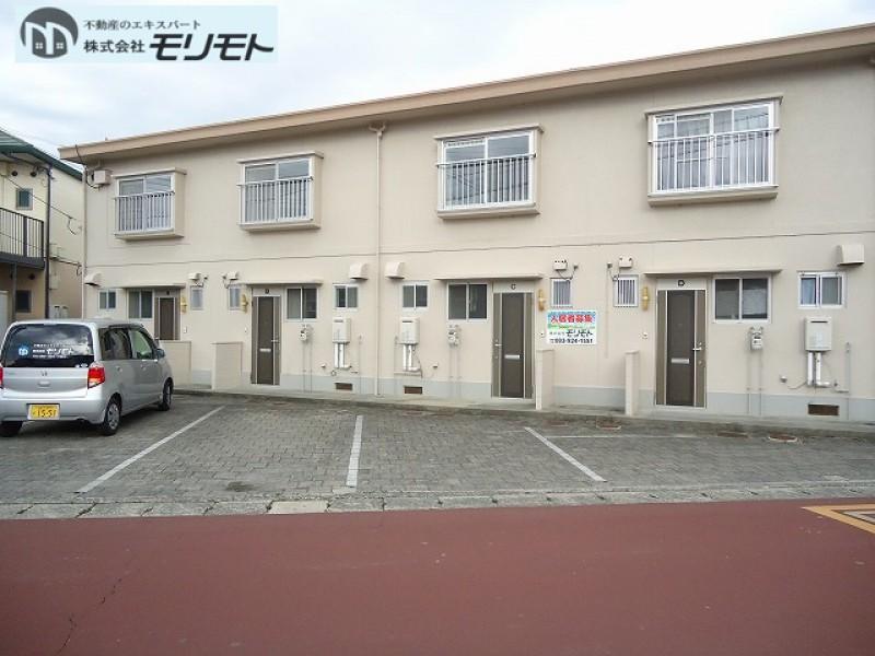 井藤ハイツ★値下げキャンペーン★ 山口市下市町13-43 アパート