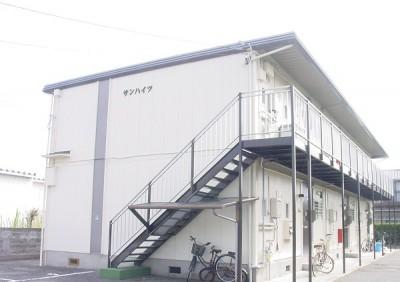 サンハイツ☆リノベーション部屋☆ 山口市赤妻町1-68 アパート